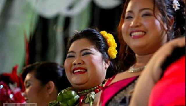 """""""Мисс Слониха"""". Проводится в Таиланде и имеет два социальных посыла - исчезновение слонов и переосмысление стандартов красоты. Главный критерий отбора победительницы - это вес не менее 90 кг."""