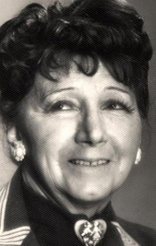 За этой ролью последовало множество других, но известность к актрисе пришла в уже пожилом возрасте.