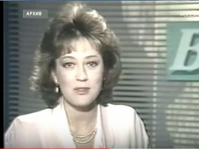 """Светлана Сорокина. С 1991 по 1997 годы была политическим обозревателем, ведущей ежедневной информационной программы """"Вести"""". Особую известность получили фирменные """"прощалки"""" Сорокиной, которыми она закрывала каждый выпуск """"Вестей"""""""