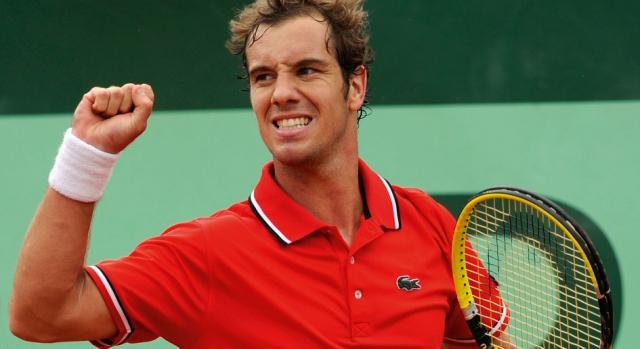 Молодой теннисист Ришар Гаске , которого по праву считали надеждой французского тенниса, также попал в лапы кокаина.