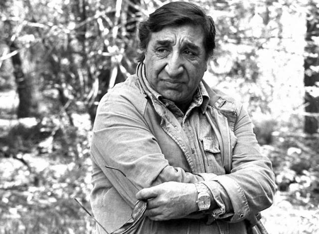 Фрунзик Мкртчан. В качестве театрального режиссера ставил спектакли в Армении и за рубежом. В последние годы жизни занимался созданием своего театра.