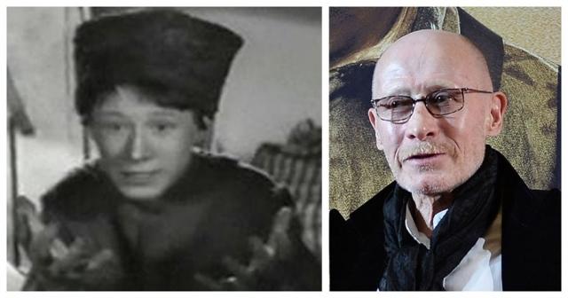 """Виктор Проскурин появился на экране в 16 лет в фильме """"Орлята Чапая""""."""