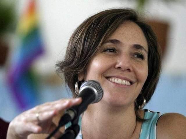 Рауль Кастро. Дочь кубинского президента Рауля Кастро и племянница Фиделя Кастро является членом парламента, а также активно защищает права ЛГБТ-сообщества.