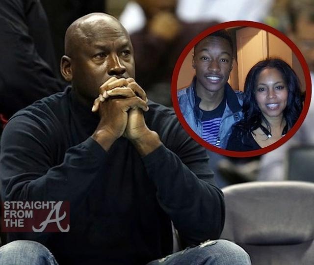 Майкл Джордан. Легендарный баскетболист имеет даже несколько незаконнорожденных детей.