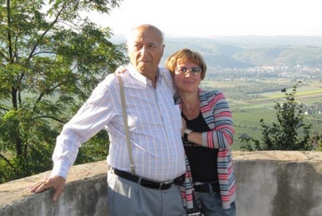 С женой Ниной Крайновой Владимир прожил 48 лет. После смерти супруги от рака, актер пережил ужасную депрессию. Но позже понял, что жизнь продолжается. В 80 лет женился на Елене Горбуновой, обычной преподавательниц английского языка. Ей на тот момент было всего 38 лет.