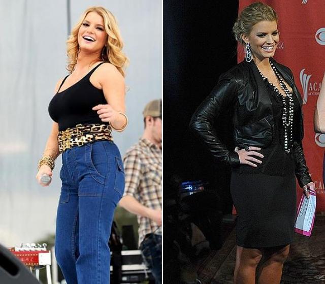 Однако, собрав волю в кулак, она сбросила 14 кг, и, хоть и не стала худышкой, вернула себе определенную форму.