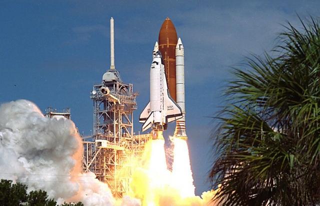 """Миссия шаттла """"Челленджер"""" в 1986 году должна была стать новым этапом в сфере космических полетов."""