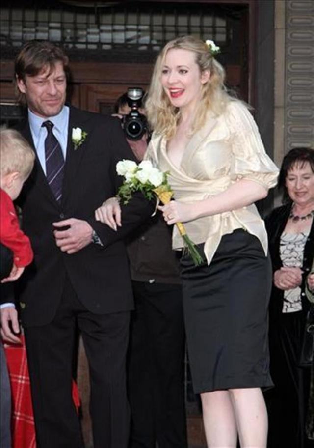 """Шон Бин. Актер проектов """"Властелин колец"""" и """"Игра престолов"""" в 2009 году угодил в тюрьму из-за угроз своей бывшей супруге Джорджине Сатклифф."""