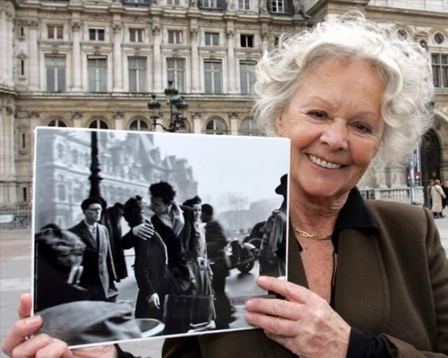 И после этого Франсуаза Борне, настоящая героиня фотографии, тоже попыталась через суд получить гонорар, но Дуано доказал, что съемка уже была оплачена, и больше он никому ничего не должен.