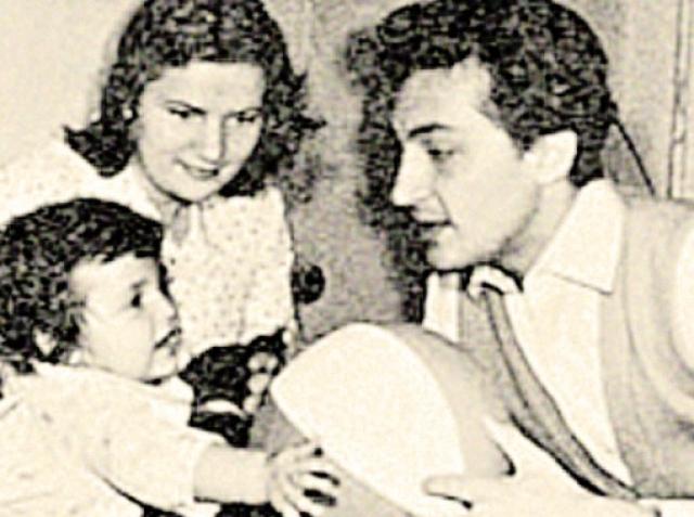 Михаил Козаков. Первой женой актера стала его одноклассница - эстонка Грета Таар. Вместе они прожили десять лет, за время которых у них родились сын Кирилл и дочка Катя.