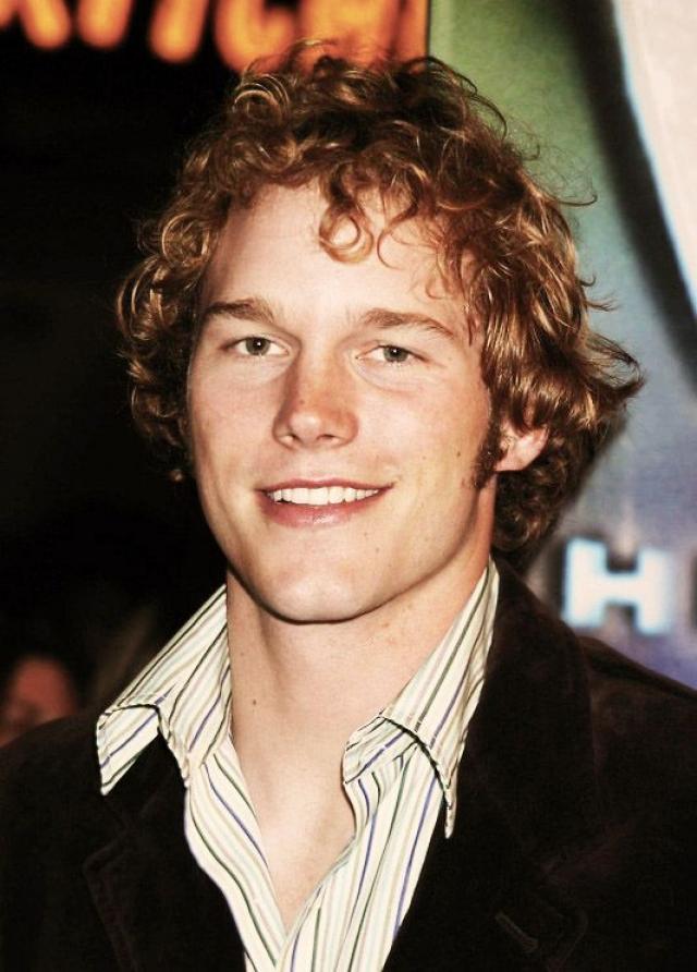 Крис Прэтт. В юном возрасте звезда не был похож на брутала.