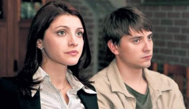 Анастасия Макеева и Петр Кислов. Актеры прожили в браке семь месяцев, после чего развелись, единодушно признав его ошибкой молодости.