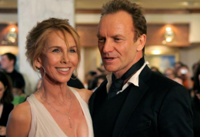 8 лет после развода Стинг жил в гражданских отношениях со второй подругой, актрисой Труди Скайлер, которая родила музыканту еще двух сыновей и двух дочерей. Официальные отношения пара оформила только в 1992 году.