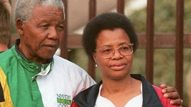 Нельсон Мандела - Граса Симбине. Граса Симбине - единственная в мире женщина, сумевшая побывать первой леди двух разных государств.