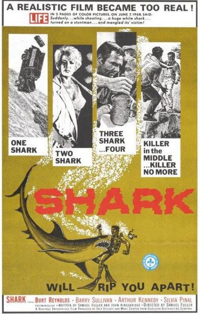 «Людоед» (1969) – смерть каскадера Хосе Марка в зубах акулы Несмотря на то, что сам фильм уже давно позабыт, смерть каскадера Хосе Марко врезалась в память участников съемок благодаря своей особой жестокости.
