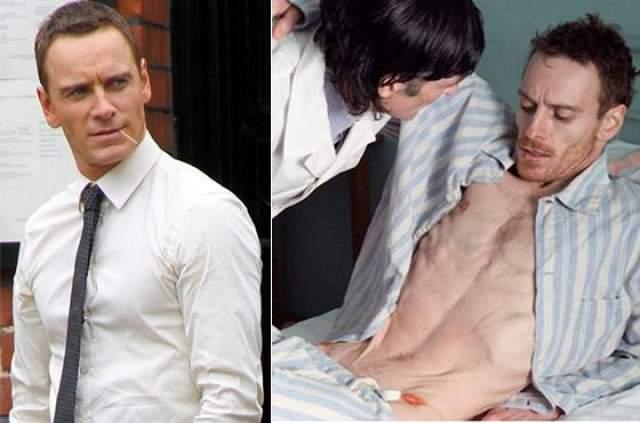 Режиссер Стив Маккуин экранизировал реальную историю голодовки 1981 года, когда арестованный активист Ирландской республиканской армии Бобби Сэндс вел борьбу единственным доступным в тот момент способом - изнуряя свое тело до смерти.