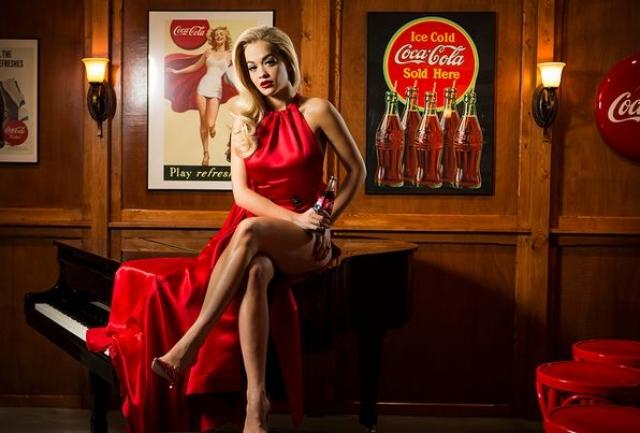 88. Рита Ора - британская певица, актриса и модель.