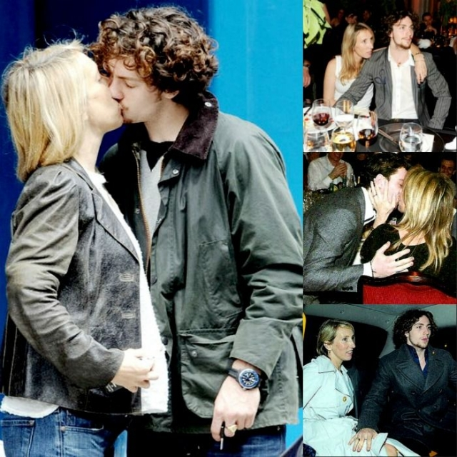 В 2009 году пара поженилась, а через год после свадьбы у Сэм и Аарона родилась дочка Уайльда, еще через два года - прелестная девочка Роми.