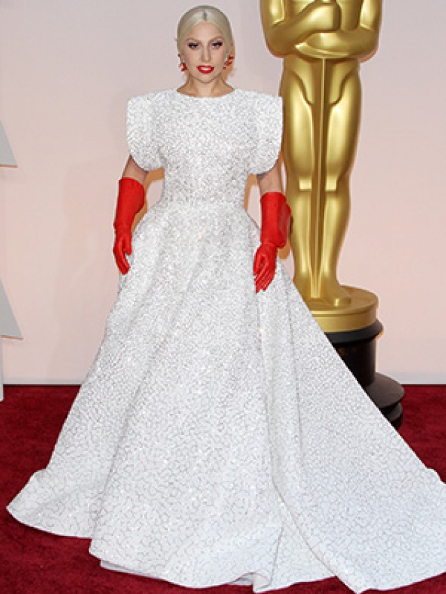 Леди Гага. Еще один белый провал.