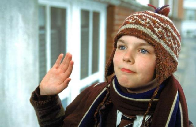 """Николас Холт. В картине """"Мой мальчик"""" 12-летний актер сыграл в паре с Хью Грантом."""