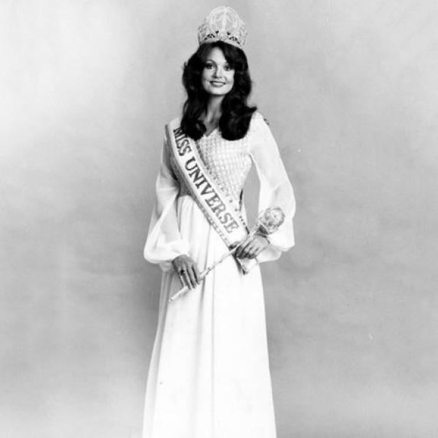 Керри Энн Уэллс, Австралия. «Мисс Вселенная — 1972». 20 лет, рост 178 см.