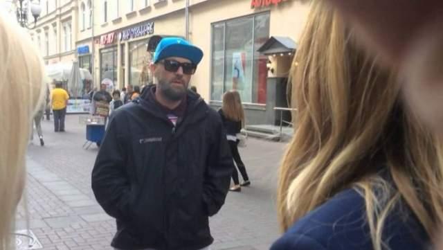 """Фред Дерст (группа Limp Bizkit) : """"Есть что-то вдохновляющее в России: люди, места... Я не могу объяснить это ощущение..."""""""