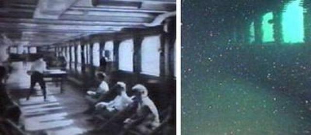 Погибли 36 девушек-бортпроводниц, до конца выполнявших свой служебный долг и помогавших выводить пассажиров с нижних палуб.