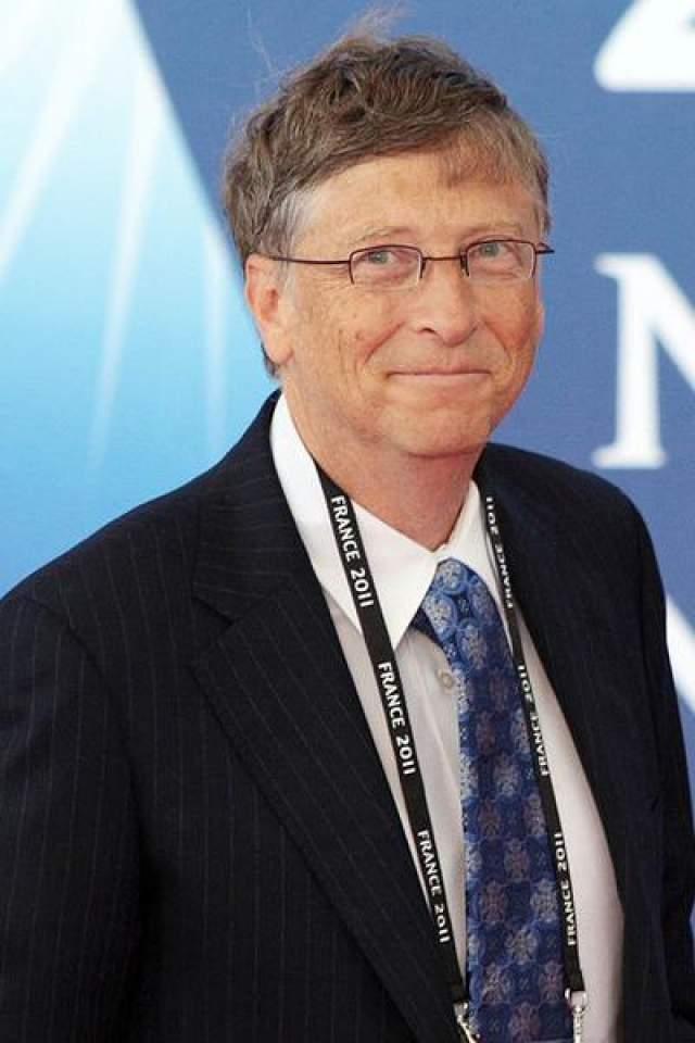 Билл Гейтс Американский предприниматель, соучредитель Корпорации Microsoft IQ=160