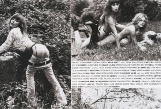Голливудская звезда с украинскими корнями Ольга Куриленко известна всему миру как «девушка Бонда». Однако в юности актриса пыталась найти путь к славе разными способами.