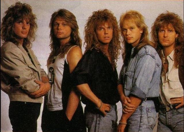 """Europe . Шведская рок-группа, основанная вокалистом Джоуи Темпестом и гитаристом Джоном Норумом, широкой известности достигла хитом """"Final countdown""""."""