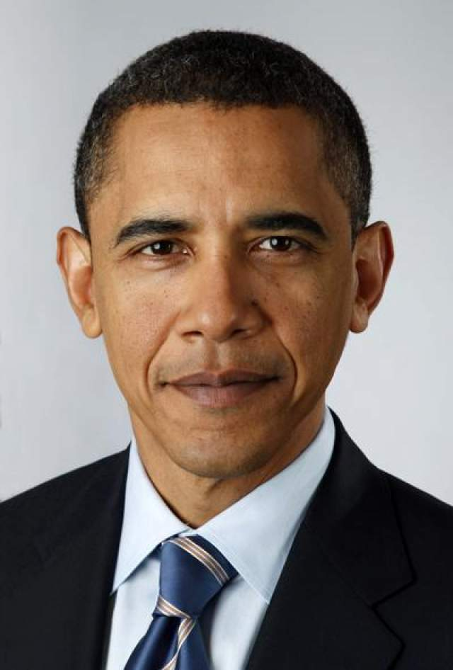 Барак Обама Американский политик, экс-президент США IQ=120