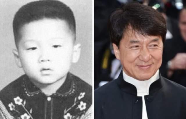 Джеки Чан, 64 года.