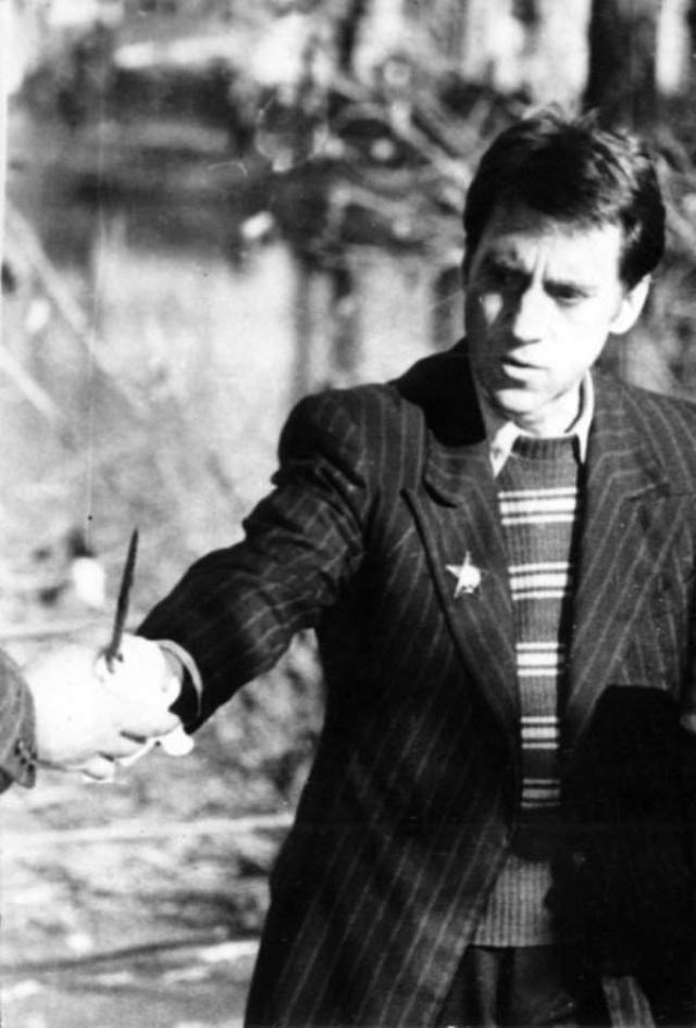 Фильм был завершен в 1979 году и впервые показан на День милиции, собрав миллионную аудиторию.