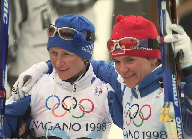 Допинг-2002. 15 лет назад произошел первый громкий допинг-скандал: на Играх в Солт-Лейк-Сити на старт не допустили непобедимую женскую эстафетную команду по лыжным гонкам на основании допинг-проб Ларисы Лазутиной и Ольги Даниловой.