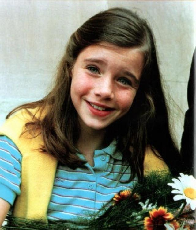 Саманта Смит. Американская школьница, ставшая знаменитой благодаря написанному осенью 1982 года письму руководителю СССР Юрию Андропову.