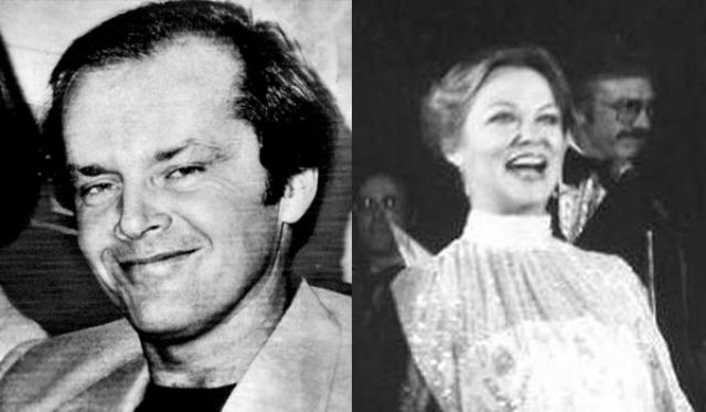 "1976 - Джек Николсон (""Пролетая над гнездом кукушки"")/Луиза Флетчер (""Пролетая над гнездом кукушки"")"