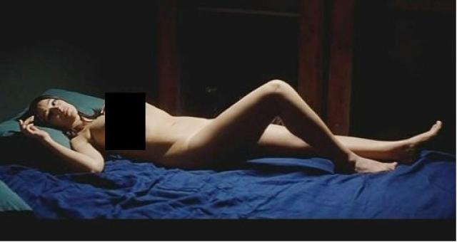 Моника Белуччи. Обнаженное тело прекрасной итальянки можно увидеть во многих фильмах.