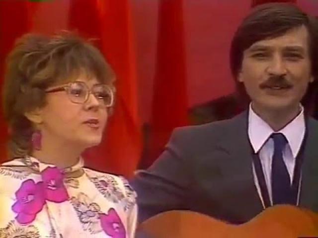 """В 1986 году Поплавская и Тиханович формально покинули группу и вскоре создали группу """"Счастливый случай""""."""