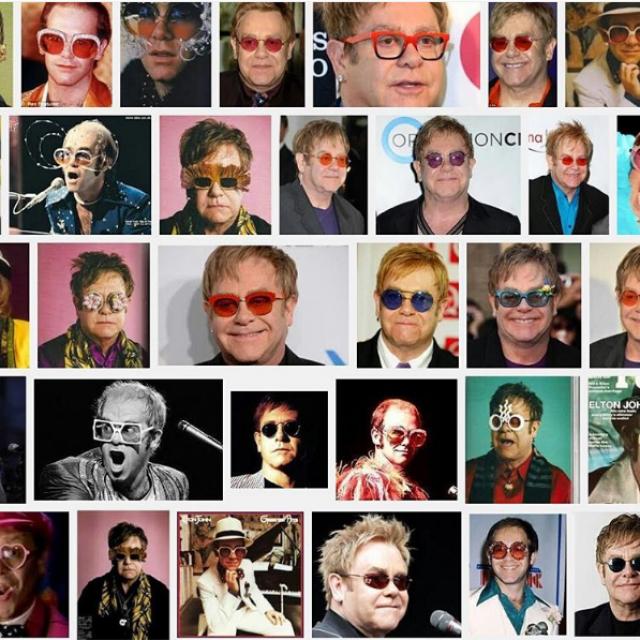 Очки - настоящая страсть музыканта, однажды он признался, что в его коллекции свыше 250 тысяч пар этих аксессуаров.