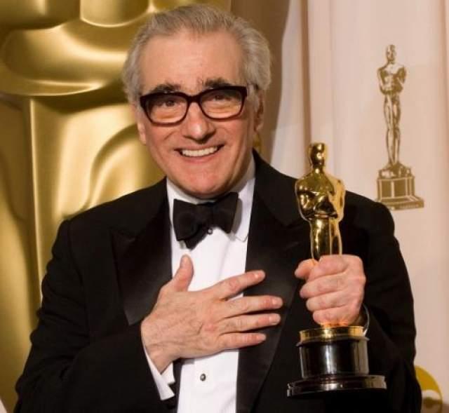 """В 2007 году Мартин Скорсезе наконец получил """"Оскара"""" за """"отступников"""" и сказал """"Спасибо"""" рекордное число раз."""