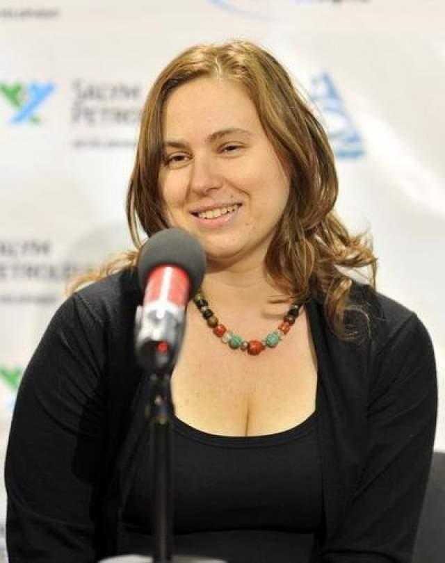 Юдит Полгар Венгерская шахматистка IQ=170