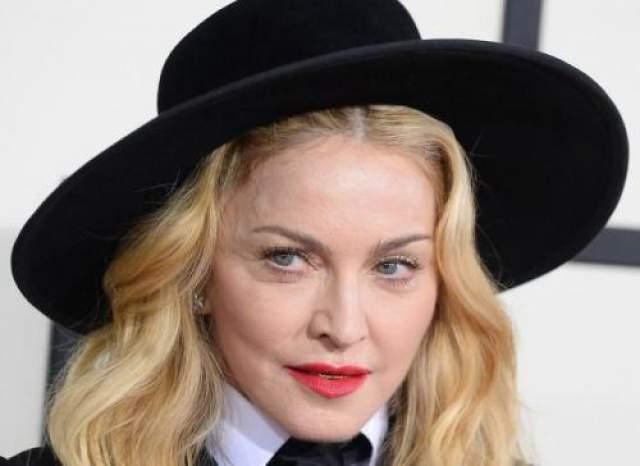 Мадонна, 2014