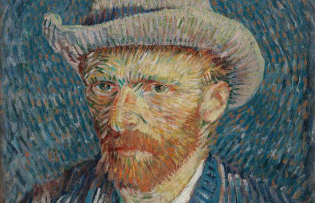 """Винсент ван Гог. Художник всю жизнь страдал от множества психических расстройств, которые отравляли ему жизнь. Он яростно, на грани безумия, творил в период маний и впадал в своеобразный """"анабиоз"""" во время депрессии."""