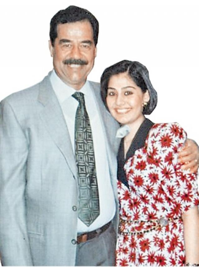 """История второго брака Саддама получила широкую огласку даже за пределами Ирака. В 1988 году он познакомился с женой президента авиакомпании """"Ирак Эйруэйс"""". Спустя время Саддам предложил мужу дать жене развод. Против этого брака стал возражать двоюродный брат и шурин Саддама, который вскоре погиб в авиакатастрофе."""
