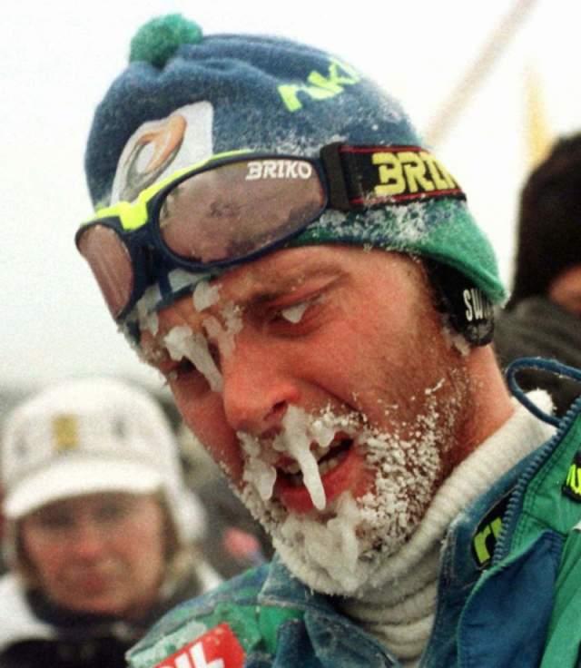 Мика Мюллюля. Спортсмен четырежды становился чемпионом мира и завоевал олимпийское золото Нагано, после чего был дисквалифицирован в 2001 году, когда в его пробах было найдено вещество, призванное скрыть ЭПО.