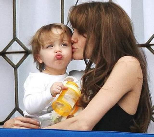 Анджелина Джоли и Нокс