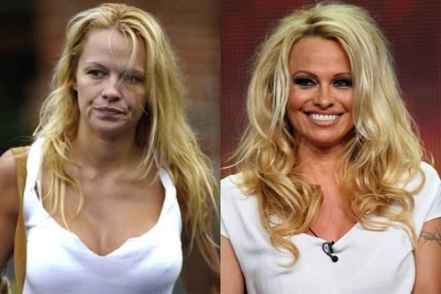 Памела Андерсон, 51 год