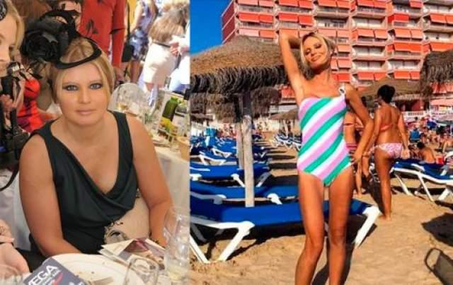 Дана Борисова Телезвезда Дана Борисова продемонстрировала силу воли, скинув примерно за год целых 30 кг. Девушка полностью отказалась от алкоголя. Перемены произошли не только в весе, Дана также сделала грудь третьего размера.