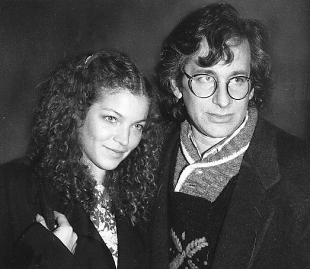 "Стивен Спилберг. Актриса Эми Ирвинг ""случайно"" познакомилась с режиссером в конце 70-х."