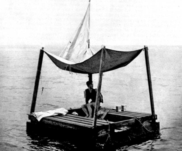 На протяжении ста дней его рацион составляла одна рыба и вода. Иногда за бортом попадались водоросли, потребление которых не дало Линь Пэну заболеть цингой. Он мог быть спасен несколько раз. Однажды его не стали брать на борт грузового судна только потому, что он китаец.